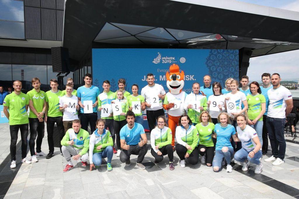 Znana slovenska odprava za evropske igre