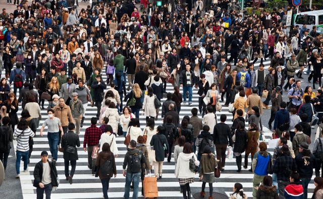 Število prebivalcev se je od leta 1970 podvojilo. Foto: Shutterstock