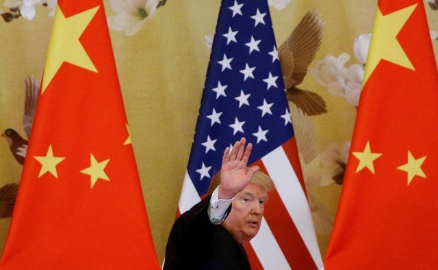 Donald Trump je zakuhal že veliko problemov. FOTO: Reuters