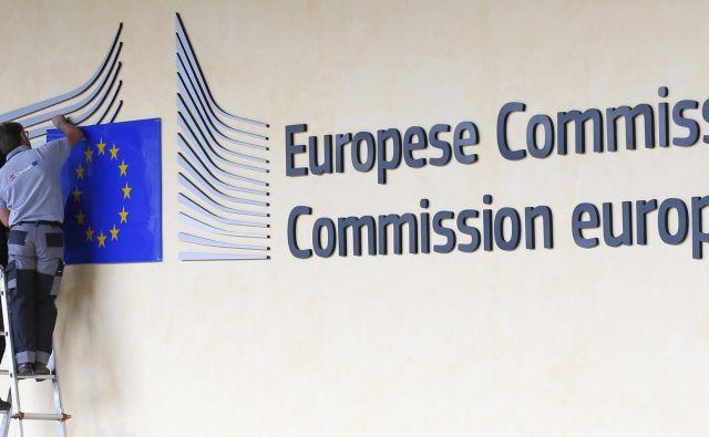Glavno vprašanje je, kdo bo imel vse niti v rokah na sedežu evropske komisije v bruseljski palači Berlaymont. Foto: Reuters