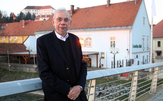 Vladimir Puklavec, ki je večino premoženja ustvaril z energetskimi posli v Nemčiji, je del svojega bogastva vložil v nakup in posodobitev ormoške in ljutomerske vinske kleti. FOTO: Tadej Regent