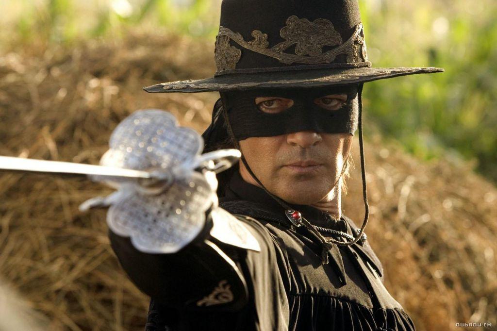 TV namig: Zorro