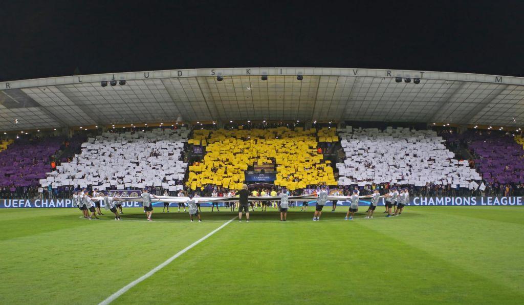 FOTO:Olimpija ne želi predati naslova v Mariboru