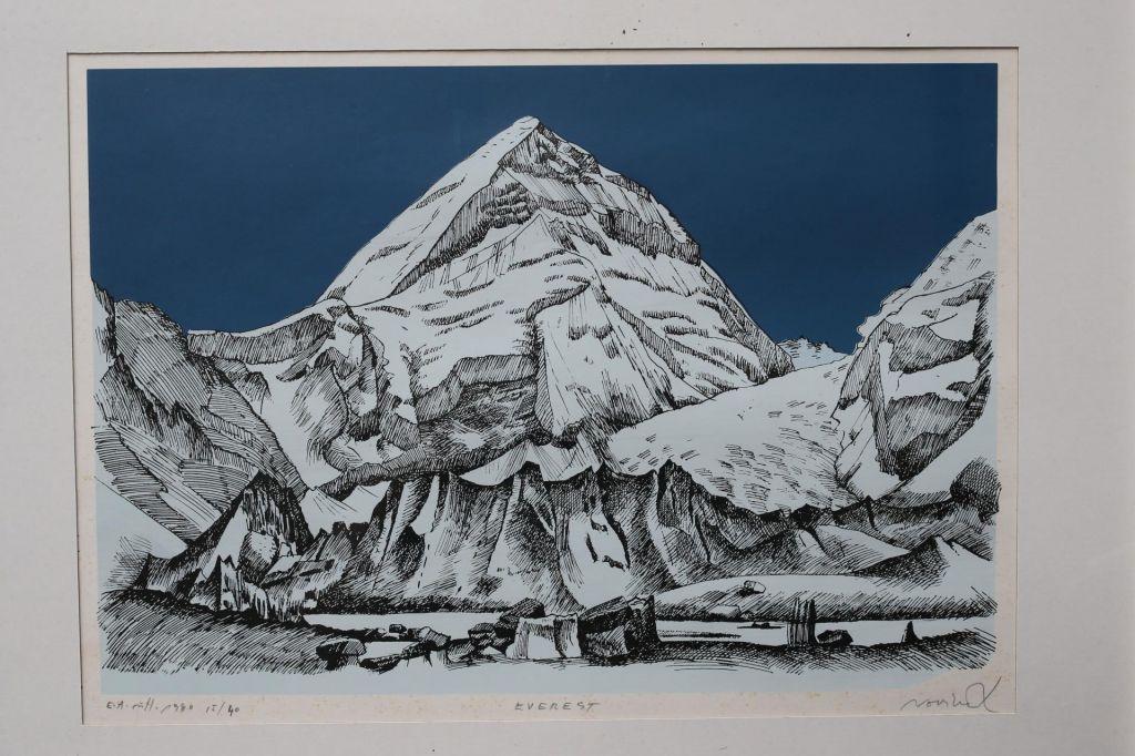 FOTO:Po 40 letih še vedno diši po Everestu