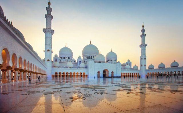Abu Dabi Foto Shutterstock