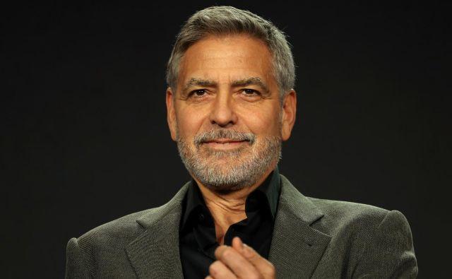 Ameriški igralec je za stransko vlogo v filmu <em>Siriana </em>dobil oskarja. FOTO: Lucy Nicholson/Reuters