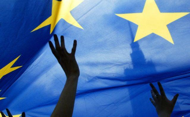 »EU nam pri teh rabotah nikoli ne pomaga, še dodatno jih otežuje.« Foto Reuters