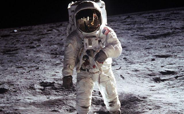 Bo Nasi uspelo v petih letih prirpaviti vse za nov pristanek na Luni? FOTO: Nasa