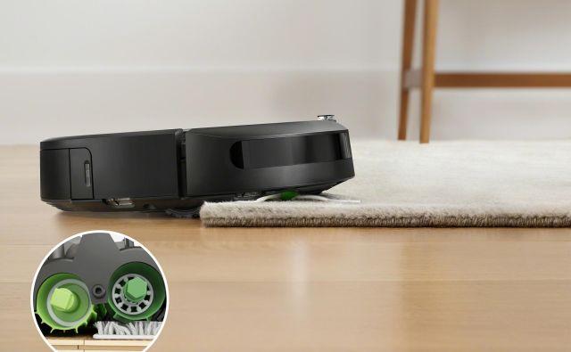 Robotski sesalnik iRobot Roomba® i7 Foto: iRobot, Tilt