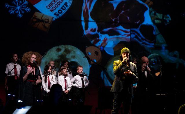 Laibachove pesmi in njih sanje.<br /> Foto: Miro Majcen