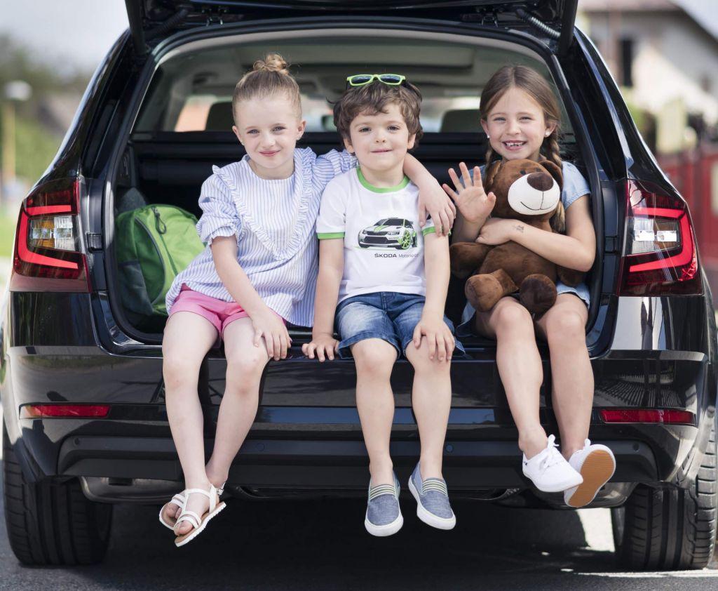 To je avto za vašo družino