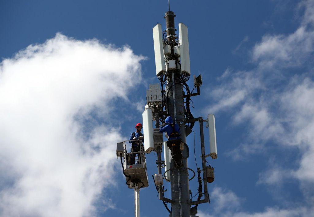Usklajen zadnji frekvenčni pas za uvajanje 5G