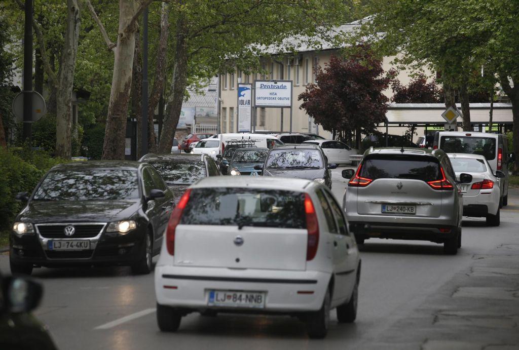 Prometno obremenjena Parmova bo kar leto dni zaprta