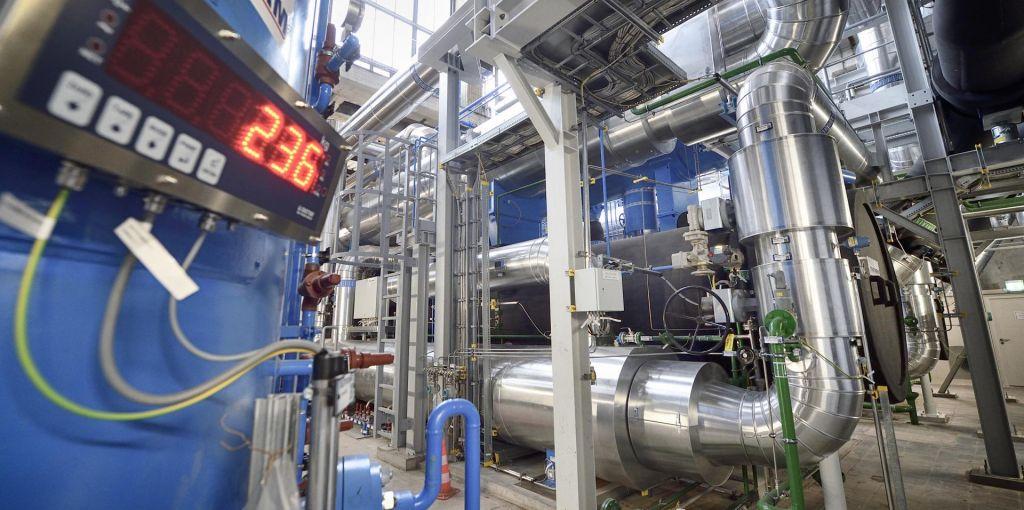 FOTO:Odpadna toplota in toplotna črpalka za prihranek