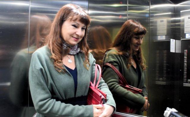 Voileta Tomič, kandidatka za EU poslanko. Foto: A. S. H. Foto A. S. H.