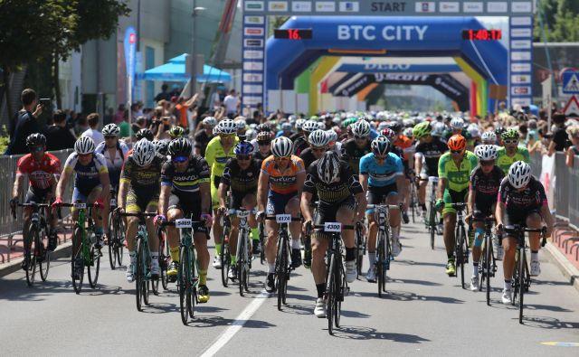 Maraton Franja bo tudi letos množičen kolesarski praznik. FOTO: Tomi Lombar/Delo