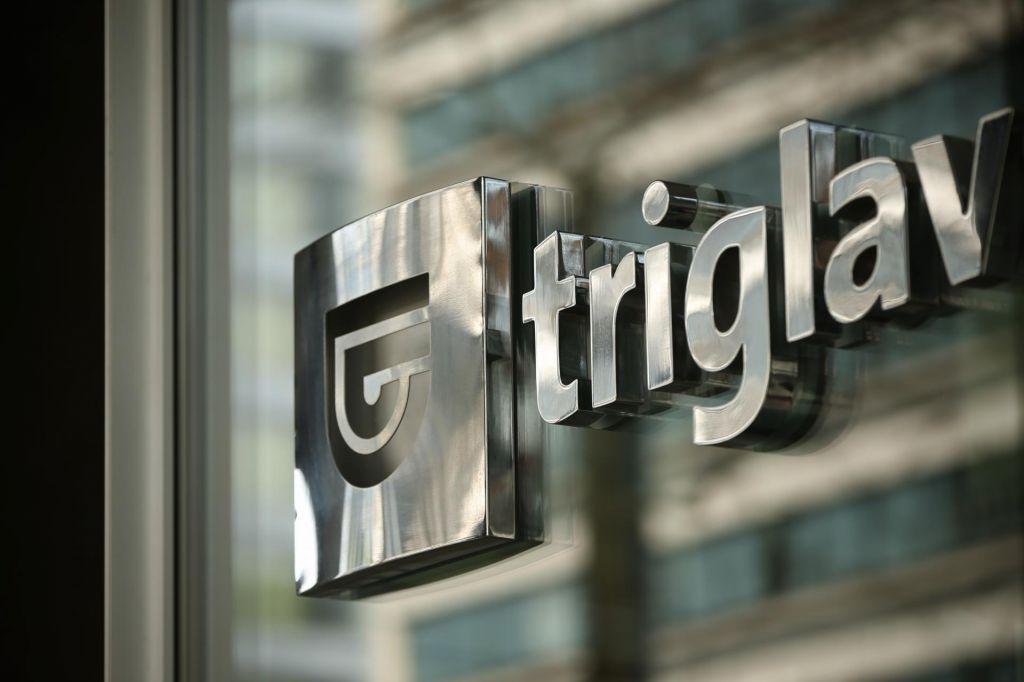 Zavarovalnica Triglav povečuje dobiček za devet odstotkov