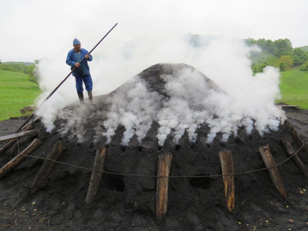 FOTO:Eksplozija oglarske kope na Slavini
