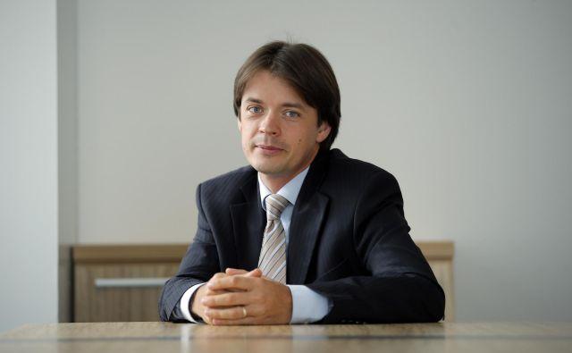 Borut Smrdel, predsednik revizijske komisije Rpublike Slovenije, v Ljubljani, 11. septembra 2013. Foto Uroš Hočevar/delo
