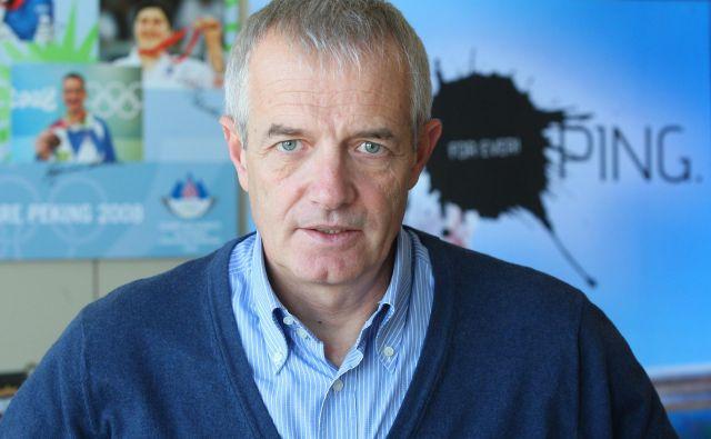 Jani Dvoršak, prvi mož Slovenske protidopinške agencije, ne more komentirati zadnje kolesarske afere. FOTO Igor Zaplatil