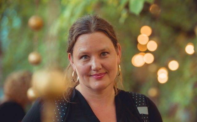 Anna Rosling Rönnlund:Vprašali smo se, kako podatke prikazati tako, da bodo pritegnili pozornost čim več ljudi. Prepričana sem, da ni zanimivejšega kot spoznavati svet okoli sebe. FOTO: Johan Bodin/Gapminder