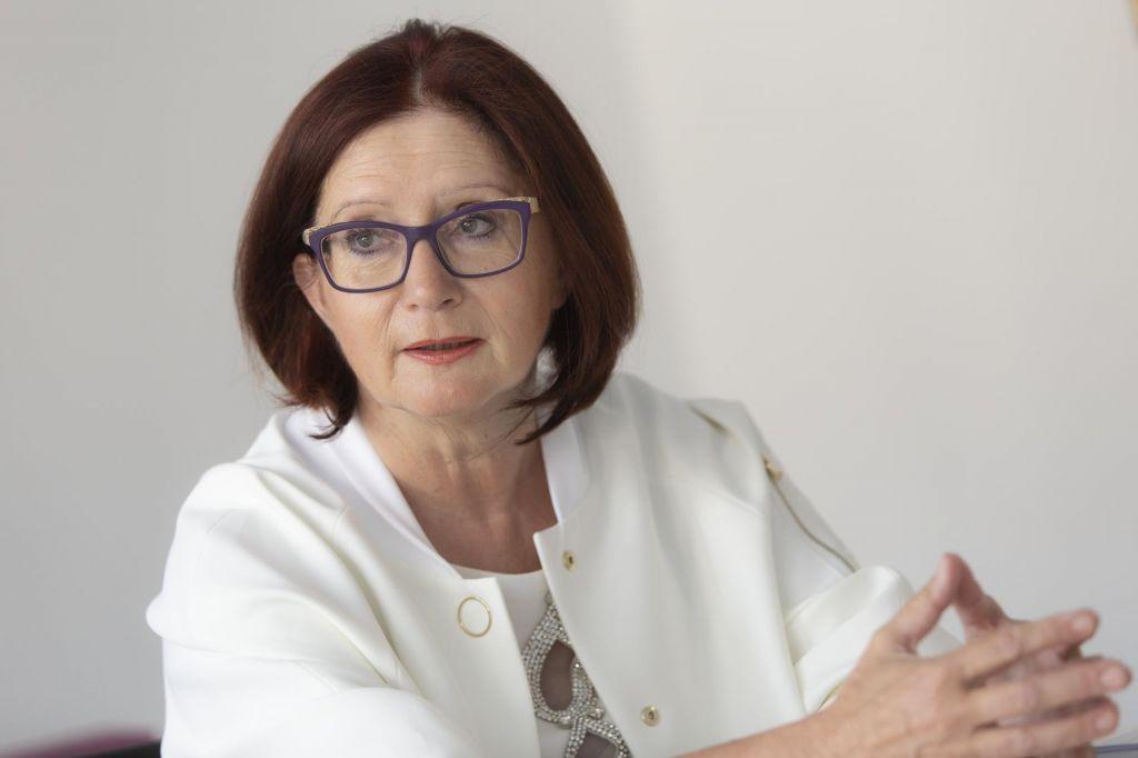 Alenka Žnidaršič Kranjc se umika iz operative