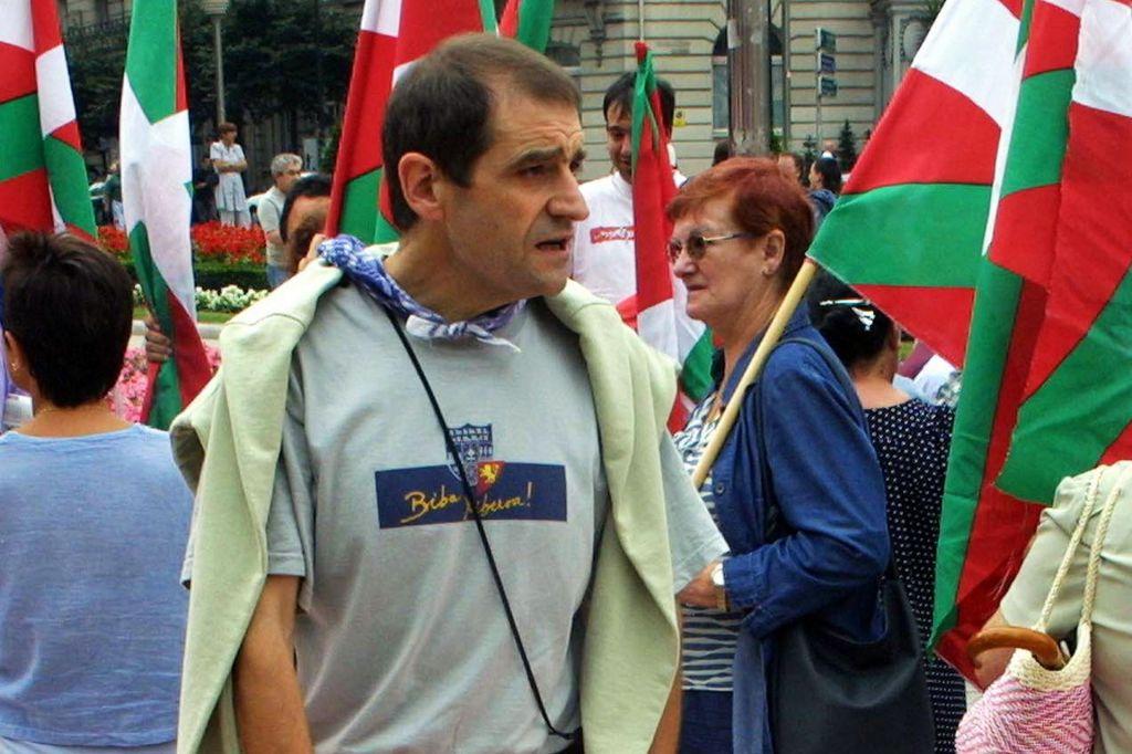Po 16 letih na begu prijeli nekdanjega voditelja baskovske Ete