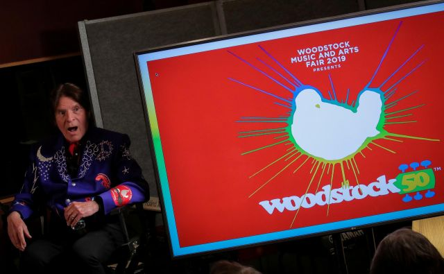 Woodstock 50 je tožil Amplifi Live, ki je javnosti sporočil, da je bilo praznovanje, načrtovano med 16. in 18. avgustom, odpovedano. FOTO: Brendan McDermid/Reuters