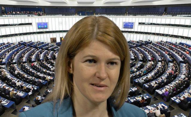 EU razgovor z Uršo ZgojznikFoto: Delo