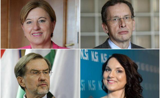 Največji dosežek minulega mandata EP je po mnenju Ljudmile Novak cenejše telefoniranje, po mnenju Žige Turka pa uspešno krmarjenje skozi recesijo in boljše obvladovanje migracij. FOTO: Arhiv Dela
