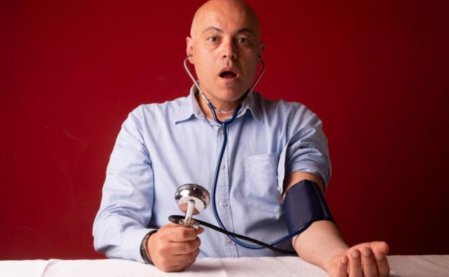 Hipertenzija Foto Shutterstock
