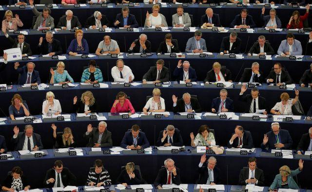 »Državljani Evrope si zaslužijo drugačno možnost prave in pravične jezikovne demokracije, enakopravnosti, sodelovanja in povezanosti.« Foto Reuters