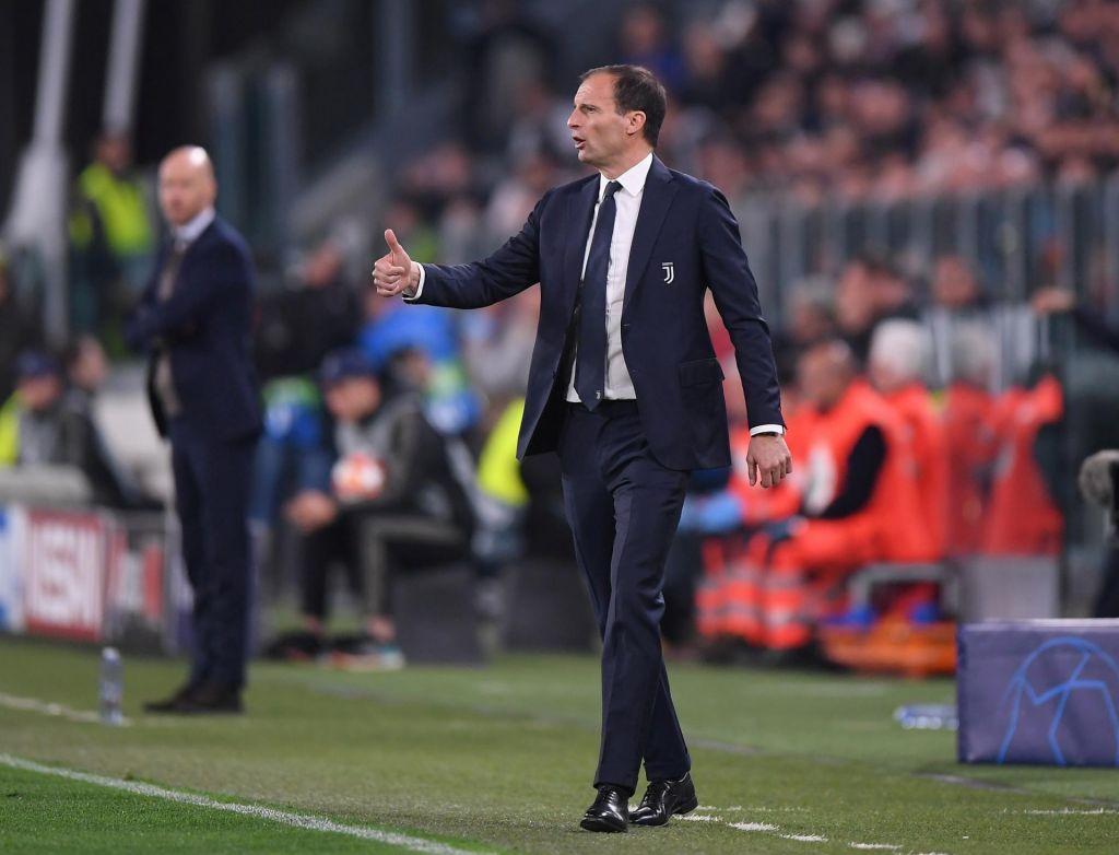 Allegri se poslavlja od Juventusa