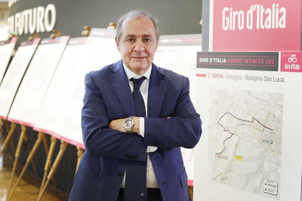 FOTO:Giro v Sloveniji? Za osem do deset milijonov evrov lahko dobite start