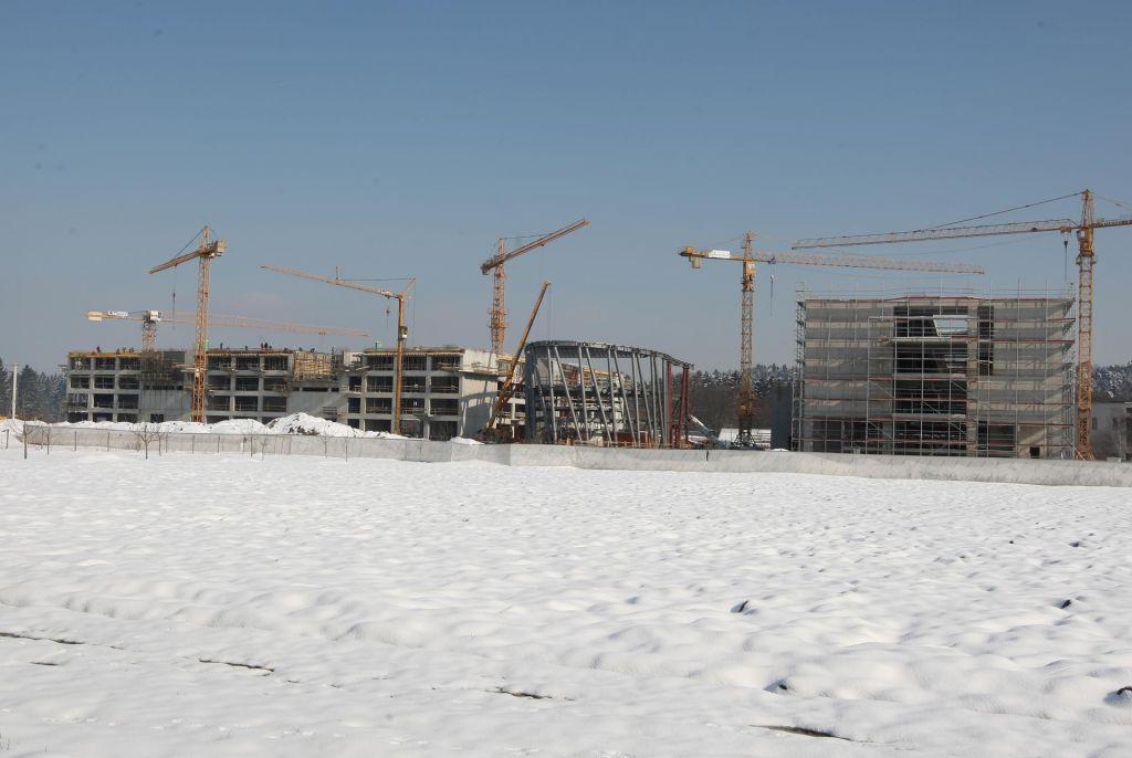 FOTO:Umeščanja novih fakultet na sporne lokacije