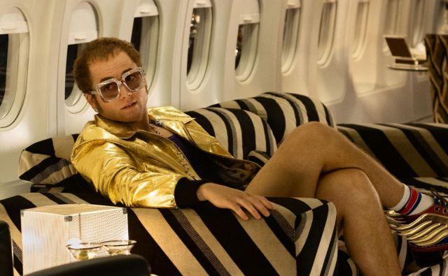Ekstravagantno življenje glasbenika Eltona Johna zajame muzikal <em>Rocketman</em>. FOTO: arhiv canskega filmskega festivala