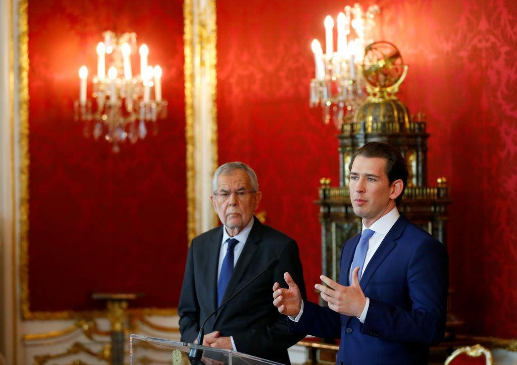 FOTO:»Zdaj gre za dobrobit našega naroda ter za ugled Avstrije«