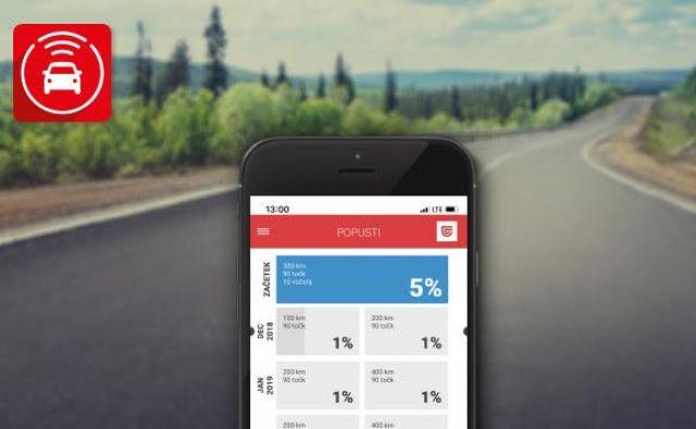 Napredna tehnologija spremlja in ocenjuje našo vožnjo. FOTO Arhiv Zavarovalnice Triglav