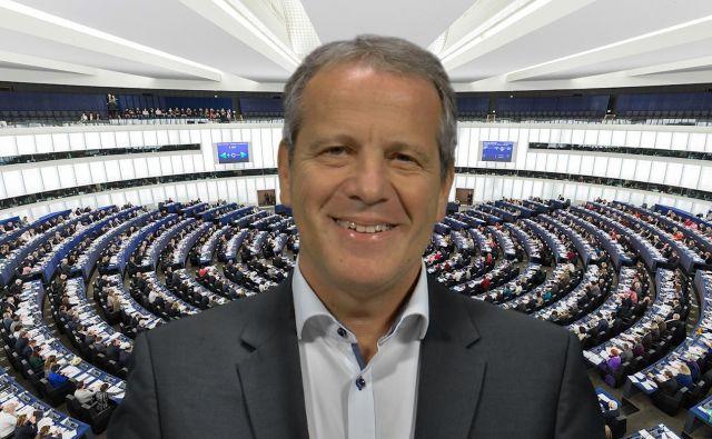 Za lažjo odločitev smo z njim opravili zaposlitveni razgovor za prosto mesto evropskega poslanca. Foto: V. V.