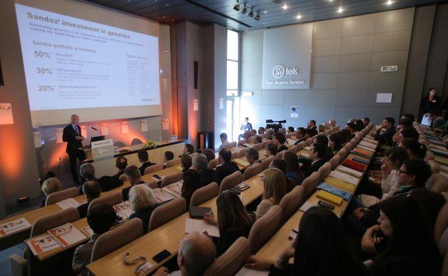 Vseh dosedanjih forumov skupaj se je udeležilo 280 mladih talentov. FOTO Jož�e Suhadolnik/Delo