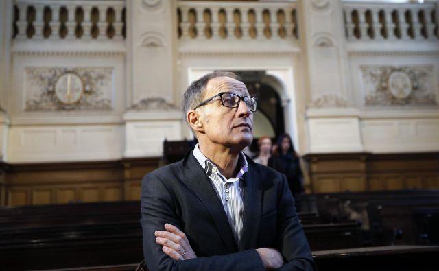 Bine Kordež bo po obsodbi leta 2016 v postopkih proti drugim družbam po napovedih tožilstva nastopal kot priča. FOTO: Matej Družnik