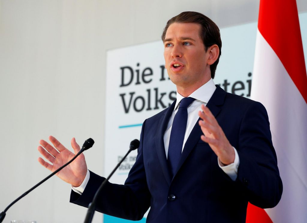 Kurz za razrešitev Kickla, avstrijsko vlado zapustili vsi ministri iz vrst svobodnjakov