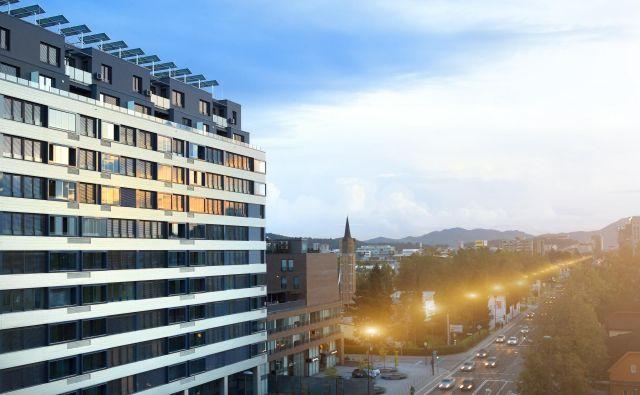 Še imate možnost, da si zagotovite novo, sodobno stanovanje v Ljubljani. Foto: Eko srebrna hiša