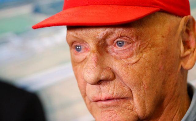 Niki Lauda FOTO: Reuters