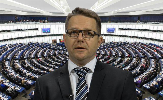 EU razgovor s Tomažem Krajncem Foto: V. V.