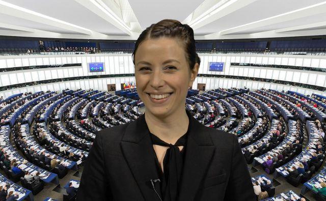 EU razgovor z Ireno Jovevo Foto: V. V.