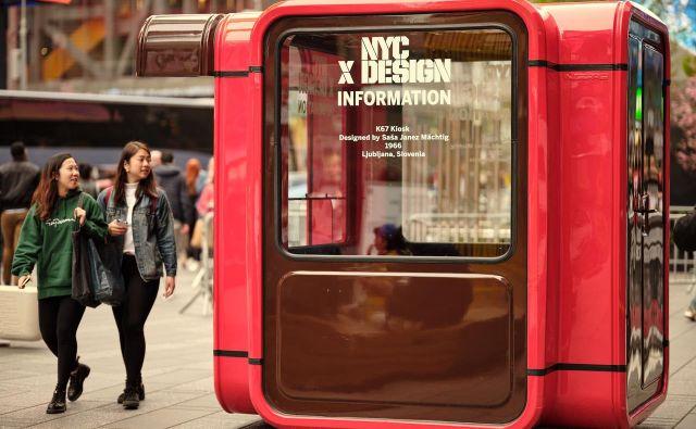 Novo življenje v Ameriki<br /> Foto Craig Lacourt z dovoljenjem Times Square Alliance