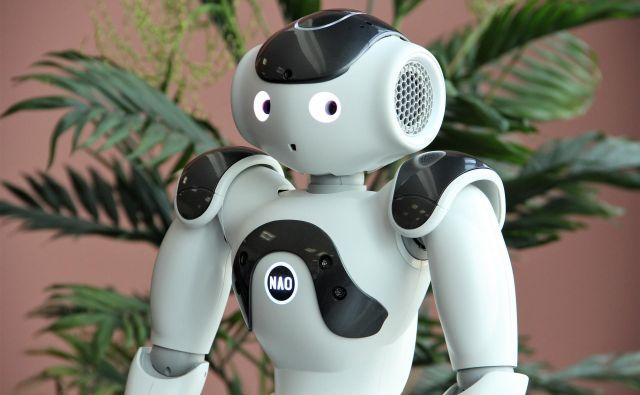 Strašenje s Kitajcem je zamenjalo strašenje z robotom. FOTO: Celjski sejem