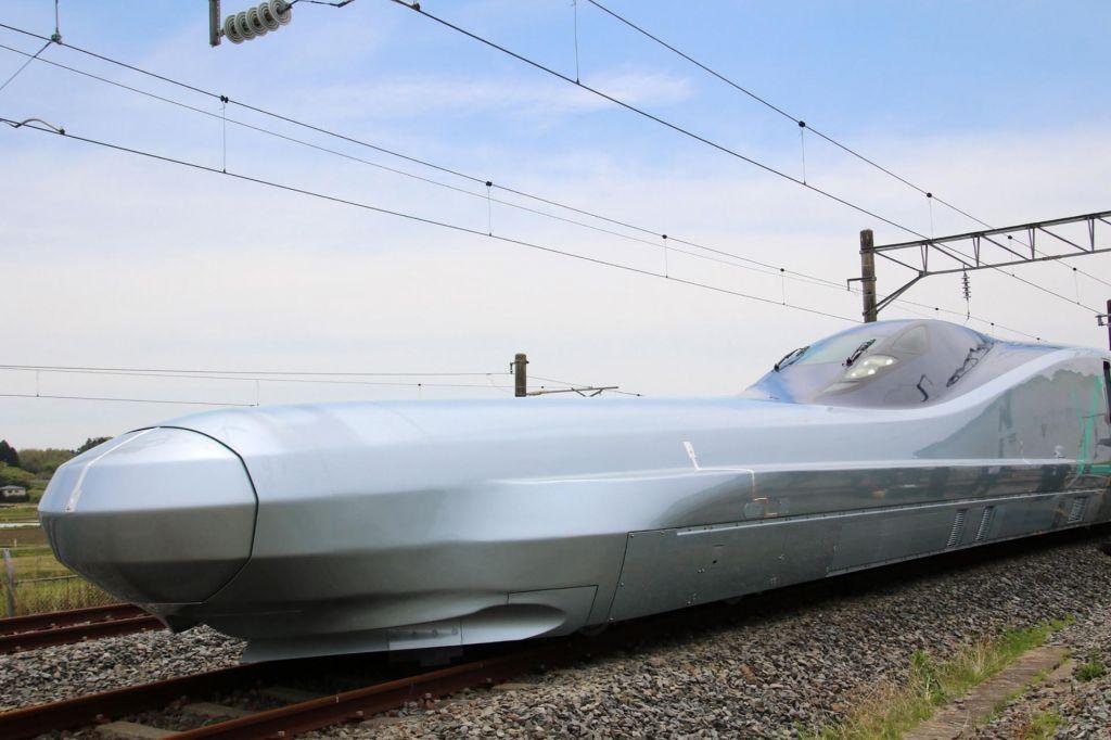 Testiranje naslednje generacije hitrih vlakov