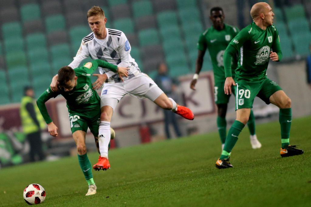 FOTO:Mariborčani bodo naposled dvignili pokal